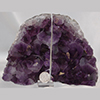 Image of Amethyst Bookends