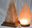 Image of different shapes of salt lamps
