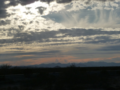Quartzsite_Sunset