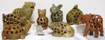 Image of soapstone animals, 3 inch